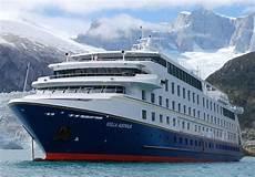 mv stella australis itinerary schedule current position cruisemapper