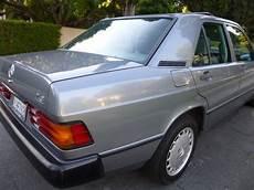 1988 Mercedes 190e