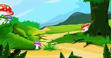 26 Gambar Pemandangan Hutan Animasi