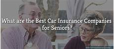 cheapest car insurance for 60s what are the best car insurance companies for seniors