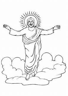Ausmalbilder Ostern Religion Ausmalbild Auferstehung Jesu 1098 Malvorlage Alle