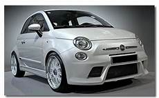 Fiat 500 Car Accessories And Styling Bosi Exhausts