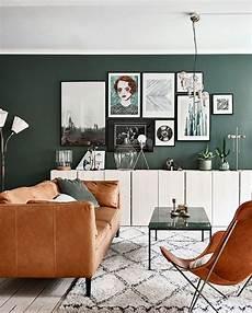 grüne wand wohnzimmer dunkel gr 252 ne wand wohnzimmer farbe blau und wald layout