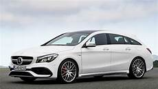 mercedes shooting 2017 mercedes cla45 amg 4matic shooting brake interior and