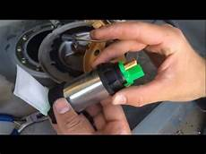 How To Change A Fuel Fuel Filter Ford Mustang 1994