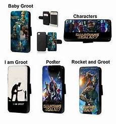 guardians of the galaxy leather phone iphone samsung