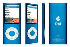 ipod nano generationen apple ipod nano 8 gb 4th generation blue