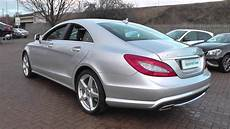 Mercedes Cls Cls 250 Cdi Blueefficiency Amg Sport 4dr