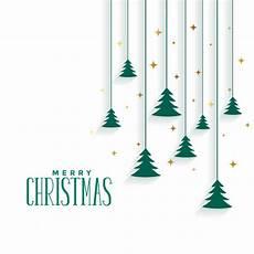 merry christmas tree elegant vector free download