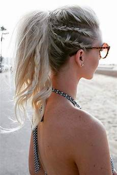 36 easy summer hairstyles to do yourself hair coiffure