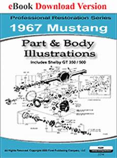car owners manuals free downloads 1985 ford mustang spare parts catalogs 1967 mustang service manual