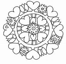 Ausmalbilder Blumen A4 Schaeresteipapier Muttertag 12 Ideen Zum Basteln Oder