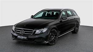 Brabus Introduces Mercedes E Class Wagon Entry Level Tuning