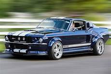 2012 ford shelby gt500 with a 1967 shelby gt500
