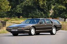1987 aston martin lagonda shooting brake uncrate