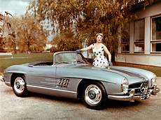 Mercedes 300 Sl Roadster W198 Specs Photos 1957