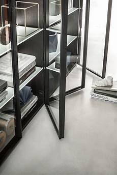 libreria ante vetro tendenze metallo e vetro per gli armadi e le librerie