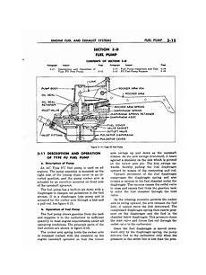 old cars and repair manuals free 1995 buick lesabre lane departure warning 1958 buick chassis service manual engine fuel and exhaust page 1 of 2