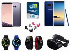 36 samsung products bag awards for outstanding design and engineering at ces 2018 innovation