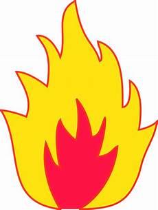 Api Gambar Domain Publik Vektor