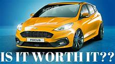 Focus St Mk4 - my opinion of the quot mk4 quot focus st