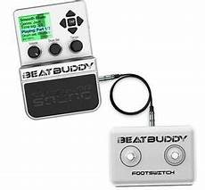 beat buddy pedal beat buddy beatbuddy drum machine easy to use guitar rhythm footswitch pedal