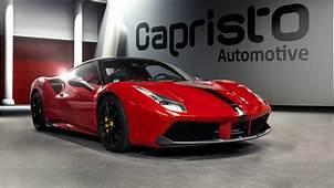 2016 Capristo Automotive Ferrari 488 GTB Wallpaper  HD