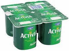 yaourt au bifidus lait fermente nature au bifidus activia promo tous les
