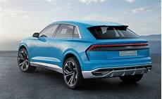 2017 detroit auto show audi q8 suv concept in bombay blue