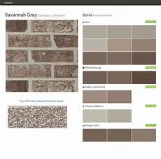 savannah gray salisbury collection residential brick
