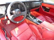 how it works cars 1986 chevrolet corvette interior lighting 1986 chevrolet corvette black with red interior classic chevrolet corvette 1986 for sale