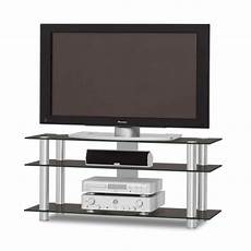 just racks tv 1203 glas tv rack mit kratzfestem glas bei