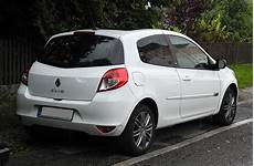 renault clio iii file renault clio 20th iii facelift heckansicht 11