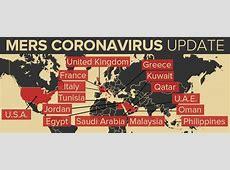 map of coronavirus outbreak
