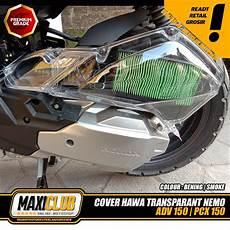 Variasi Honda Pcx by Jual Variasi Honda Adv 150 Pcx 150 Cover Tutup Hawa Filter