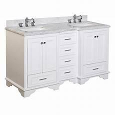kitchen and bath collection kbc nantucket 60 quot bathroom vanity set reviews
