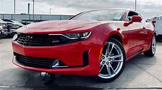 2019 Chevrolet Camaro Rs 3 6l V6 Review