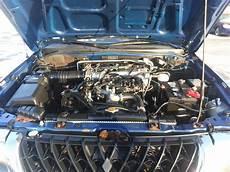 how do cars engines work 2003 mitsubishi montero user handbook 2003 mitsubishi montero sport pictures cargurus