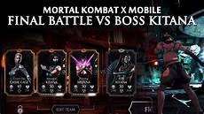 mortal kombat mobile mortal kombat x mobile gameplay tower kitana
