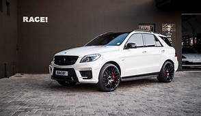 Brabus Mercedes Benz ML GLE By RACE SOUTH AFRICA