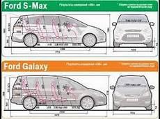тест драйв Ford Galaxy и Ford S Max