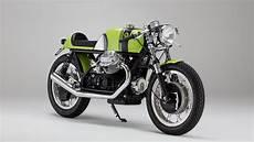 Moto Guzzi V7 Cafe Racer Build green maschine moto guzzi v7 cafe racer return
