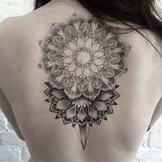 Rücken Mandala - 241 best mandala tattoos images on design