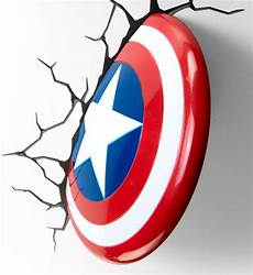 buy novelties comic material marvel 3d deco light