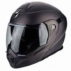 Casque Scorpion Adx 1 Noir Mat Sasie Center Moto