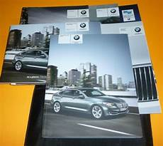 service manuals schematics 2011 bmw 5 series security system 2011 bmw 5 series gran turismo 535i 550i xdrive owners manual set guide 11 case ebay