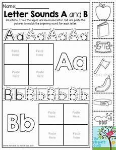 kindergarten letter a worksheets 23374 back to school packets teaching kindergarten alphabet