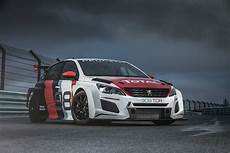 peugeot reveals upgraded 308tcr car for new world touring