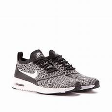 nike wmns air max thea ultra fk black white 881175 001