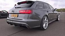 Audi Rs6 Avant C7 Accelerations